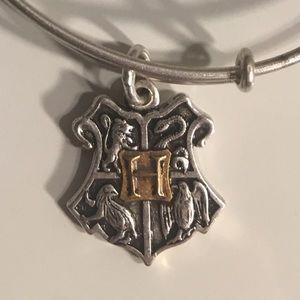 Alex and Ani Jewelry - NWT Alex and Ani Harry Potter Hogwarts Symbol